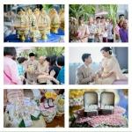 งานแต่งงาน พิธีไทย