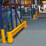 Rack End Barrier - Double Rail