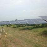 งานติดตั้งระบบไฟฟ้าพลังงานแสงอาทิตย์