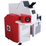 ๋Jewelry laser spot welding machine