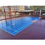 Pu/Epoxy Coating Sport