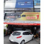 Car window tinting shop Nonthaburi - Sound Wave Car Audio