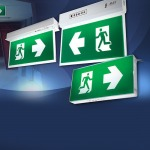 Emergency Exit Sign Lighting