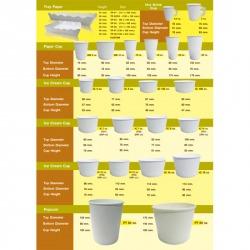 Paper Cup แก้วกระดาษ ถ้วยกระดาษใส่กาแฟ - บริษัท ที ดับบลิว ไอ จำกัด