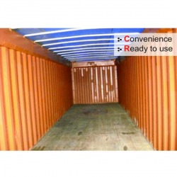 Used Refrigarated Container - บริษัท ฟอร์ทเทรสมารีน จำกัด