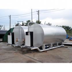 ผลิตถังน้ำมันเชื้อเพลิง - บริษัท อ้วนการช่างโคราช จำกัด