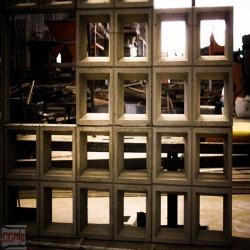 บล็อคช่องลม คอนกรีต โครงสร้างคอนกรีตสำเร็จรูป  - บริษัท ชูสินคอนกรีต จำกัด