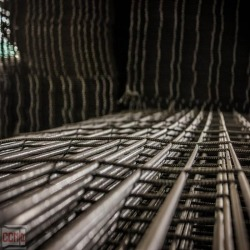 ตะแกรงเหล็กสำเร็จรูป ผลิตภัณฑ์คอนกรีต เสาคอนกรีต - บริษัท ชูสินคอนกรีต จำกัด