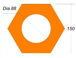 เสาเข็มหกเหลี่ยมกลวง เสาเข็มคอนกรีต เสาเข็ม-การตอก - เอเซียกรุ๊ป (1999) เสาเข็มคอนกรีต