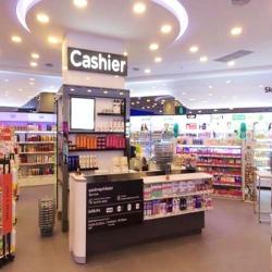 ออกแบบเคาเตอร์แบรนด์ในห้างสรรพสินค้า - บริษัท โกลเด้น คลาสสิค จำกัด