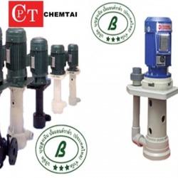 Vertical Acid Alkaline Pump - บริษัท บุญสูงเนิน ปั๊มแอนด์วาล์ว (ประเทศไทย) จำกัด