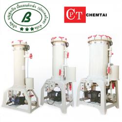 เครื่องกรองสารเคมี ปั๊มดูดสารเคมี มีไส้กรอง - บริษัท บุญสูงเนิน ปั๊มแอนด์วาล์ว (ประเทศไทย) จำกัด