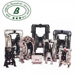 Double diaphragm Pump - บริษัท บุญสูงเนิน ปั๊มแอนด์วาล์ว (ประเทศไทย) จำกัด