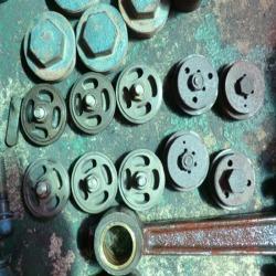 ซ่อมอุปกรณ์ไฮดรอลิก ซ่อมปั๊มลม ซ่อมเครื่องอัดลม - อิทธิแสง มอเตอร์