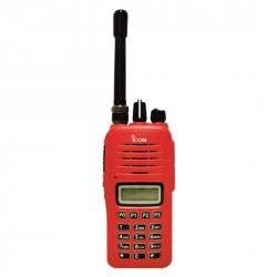 Icom IC-50FX 245 MHz FM Tranceiver  - บริษัท อเมเจอร์ กรุ๊ป จำกัด