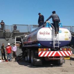 ขนส่งน้ำมันเชื้อเพลิง - บริษัท ไทยประมวล ออยล์ จำกัด