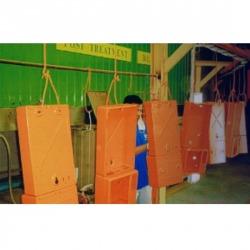 เครื่องพ่นสี โรงงานพ่นสีฝุ่น พ่นสีฝุ่นเหล็ก พ่นสีฝุ่น - บริษัท นิค เพาเดอร์โค้ทติ้ง จำกัด