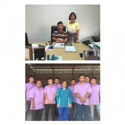 ทีมงานและผลงานของเรา - ห้างหุ้นส่วนจำกัด กล่องไทย
