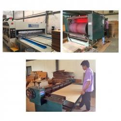 เครื่องปริ้นเตอร์ สล็อตเตอร์ หรือเครื่องพิมพ์ 3 สี / เครื่อง Long way หรือเครื่องพิมพ์สีน้ำมัน / เครื่องทับลอย,ตัดกระดาษ - ห้างหุ้นส่วนจำกัด กล่องไทย