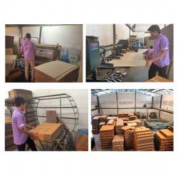 เครื่องไดคัท / เครื่องสับ / เครื่องมัดกล่อง / วัตถุดิบที่ใช้ในการผลิต - ห้างหุ้นส่วนจำกัด กล่องไทย