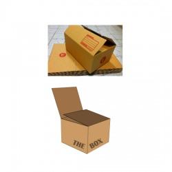 รูปแบบของกล่องกระดาษลูกฟูก - ห้างหุ้นส่วนจำกัด กล่องไทย