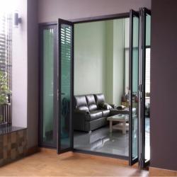 ประตูอัตโนมัติ - ยางงามอลูมินั่ม กระจกอลูมิเนียม ตรัง