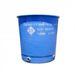 ถังเก็บน้ำบนดินทรงแก้ว fiber glass  - บริษัท จิตต์ไฟเบอร์กลาสซัพพลาย จำกัด