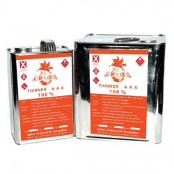 ทินเนอร์ 3A PSC (ส้ม) - ห้างหุ้นส่วนจำกัด ไพศาล เคมีคอล