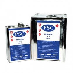 ทินเนอร์ 2A PSC (น้ำเงิน) - ห้างหุ้นส่วนจำกัด ไพศาล เคมีคอล