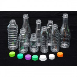 บรรจุภัณฑ์พลาสติก ชนิดขวดใส - บริษัท แพน ยูเนียน จำกัด