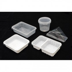 บรรจุภัณฑ์พลาสติก สำหรับใส่อาหาร - บริษัท แพน ยูเนียน จำกัด