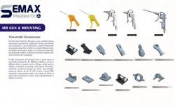 Air gun and Mounting - ซันเทค อินเตอร์เทรด นิวเมติกส์