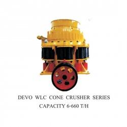 เครื่องย่อยหิน WLC CONE CRUSHER - บริษัท วุฒิ เอ็นจิเนียริ่ง เทค (สายพานลำเลียง ลูกกลิ้ง) จำกัด