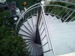 ราวบันได บันได สแตนเลส - ประตูรั้วสแตนเลส-ชัยเจริญสแตนเลส