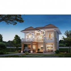 บ้าน W-141 - บริษัท หาดใหญ่ สร้างบ้าน จำกัด
