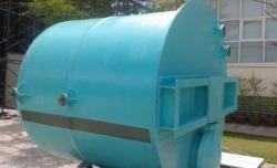 ถังไฟเบอร์กลาส (FRP Storage Tank) - บริษัท เจ แอนด์ เอ็น ไฟเบอร์กลาส จำกัด