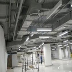 DUCTING SYSTEM ระบบท่อลมออกแบบระบบปรับอากาศ  - บริษัท โปรชิลล์ เอ็นจิเนียริ่ง จำกัด