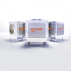 เครื่องทำลมเย็นระบบไอระเหยน้ำ - บริษัท วิงเพาเวอร์ จำกัด