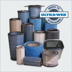 ไส้กรองอากาศ (Donaldson -  Cartridge Filters) - ห้างหุ้นส่วนจำกัด เจ เอ็ม เค สแปร์พาร์ท