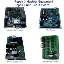 ซ่อมแผงวงจร เมนบอร์ด ซ่อมเครื่องมือวัดทางอุตสาหกรรม - บริษัท อีคิว อินดัสเทรียล คอนเน็คชั่น จำกัด