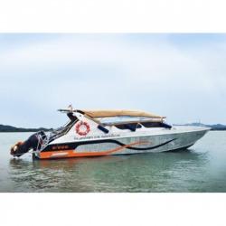 เรืออลูมิเนียม - อู่เรือ วันทริเปิลวัน ภูเก็ต
