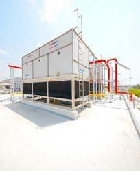 เครื่องทำความเย็น ติดตั้งระบบทำความเย็น แผ่นระบายความร้อน   - บริษัท ฮีทอะเวย์ จำกัด