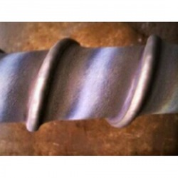สกรูที่พ่นสันเกลียวด้วยทังสเตนคาร์ไบด์ ความแข็ง 70 HRC - บริษัท บี ไบเมทัลลิค จำกัด
