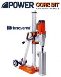 เครื่องคอริ่ง Coring Husqvarna DMS240 - บริษัท พาวเวอร์ คอน จำกัด