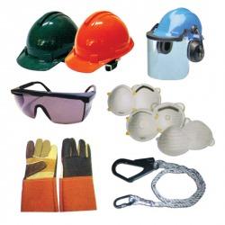อุปกรณ์เซฟตี้,หมวกนิรภัย, แว่นตานิรภัย - ดีเอ็นเอส อุปกรณ์เซฟตี้