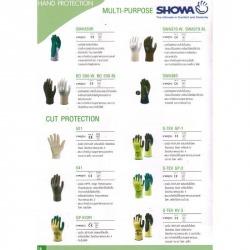 ถุงมือ showa - ดีเอ็นเอส อุปกรณ์เซฟตี้