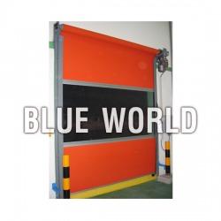 High Speed Door /ประตูเปิด-ปิดเร็ว - ม่านห้องเย็น บลูเวิลด์