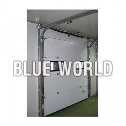 Overhead Door / ประตูช่องโหลดสินค้า - ม่านห้องเย็น บลูเวิลด์