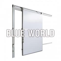 Sliding Door / ประตูอุสาหกรรม - ม่านห้องเย็น บลูเวิลด์