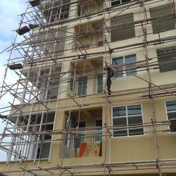 งานก่อสร้าง - บริษัท ซีซีอาร์ เอ็นจิเนียริ่ง จำกัด